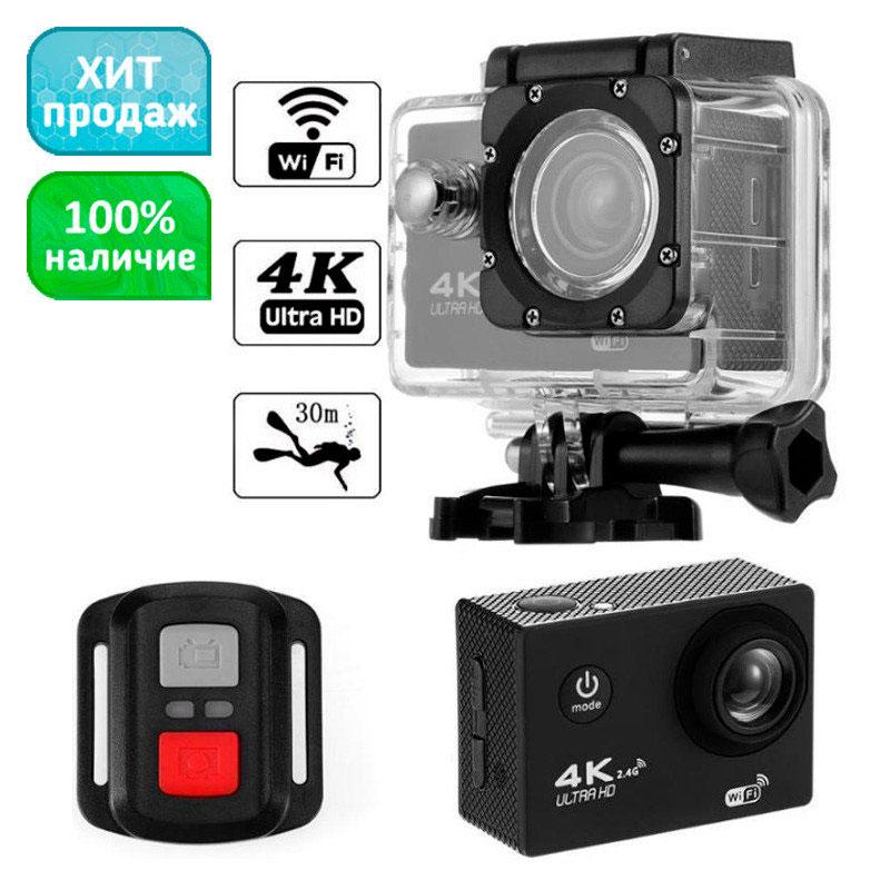 8 Мп Wi-Fi экшн-камера UKC S2R с пультом ДУ