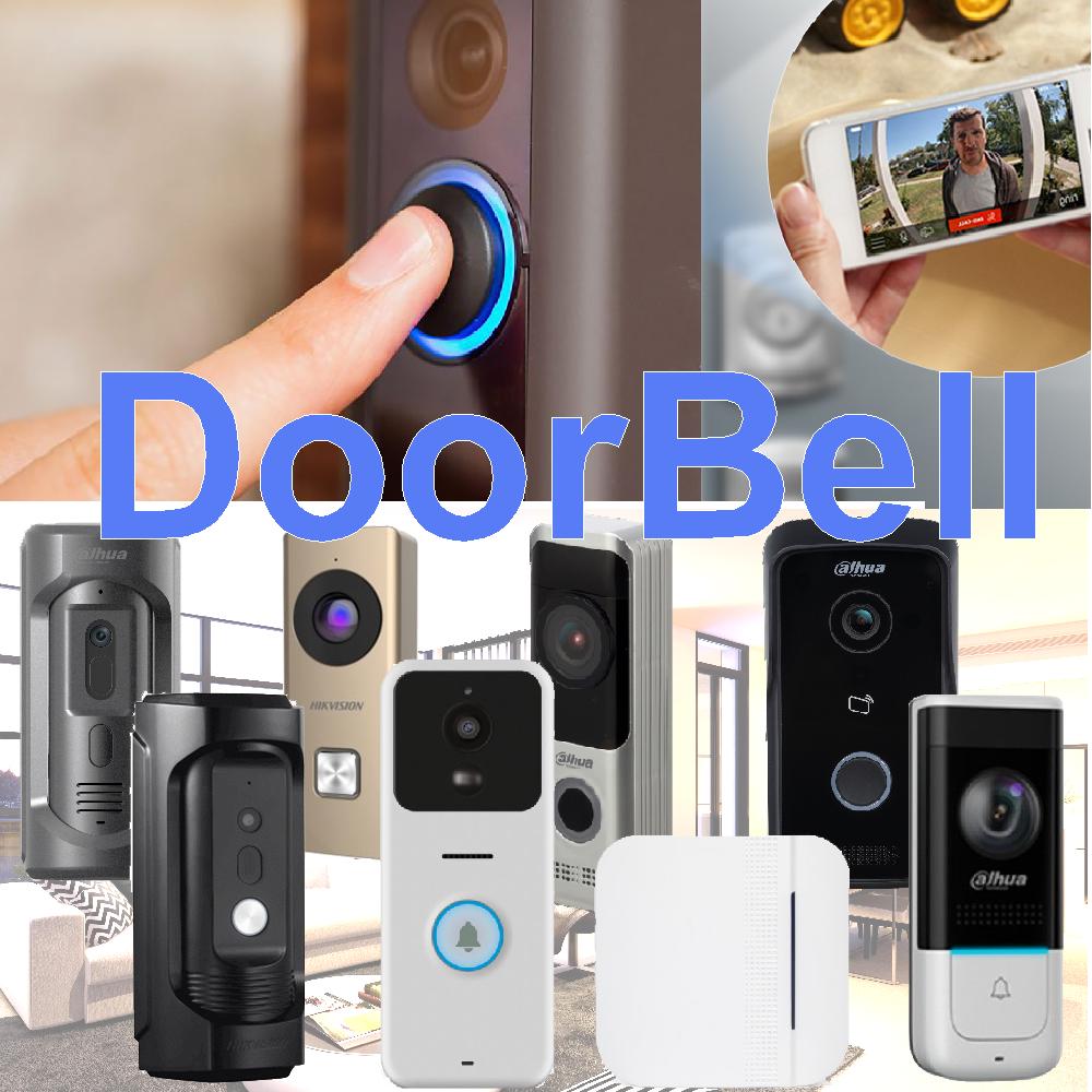 Видео-дверные звонки