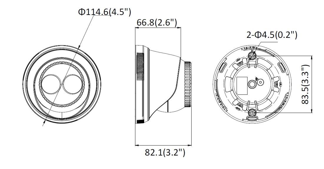 DS-2CD2321G0-I/NF (2.8 мм)