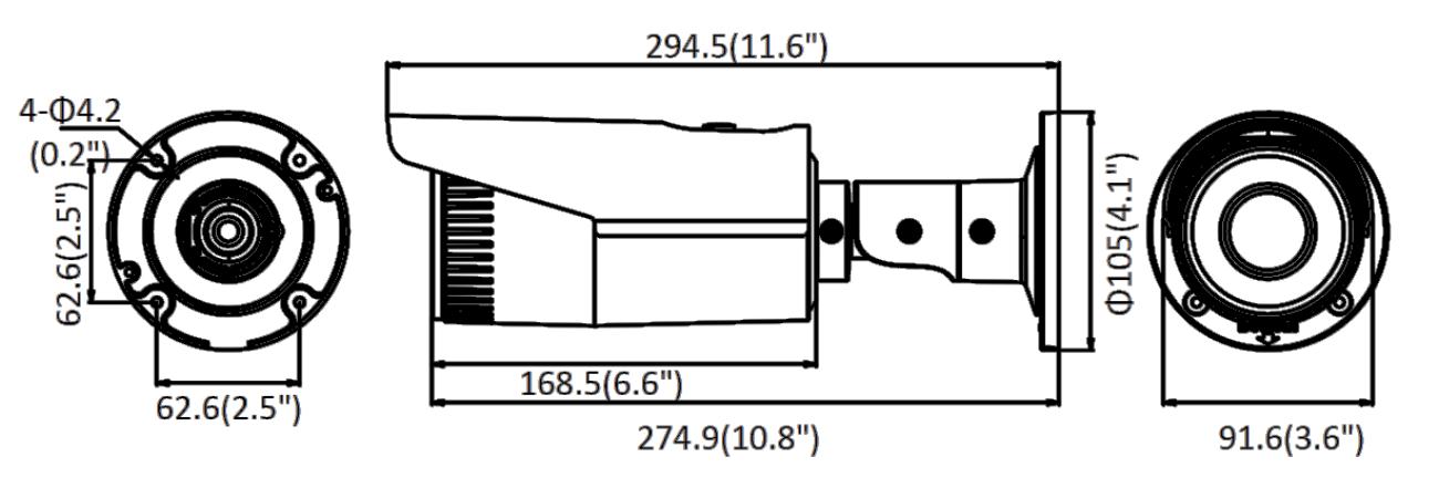 Hikvision DS-2CD2621G0-I (2.8-12 мм)