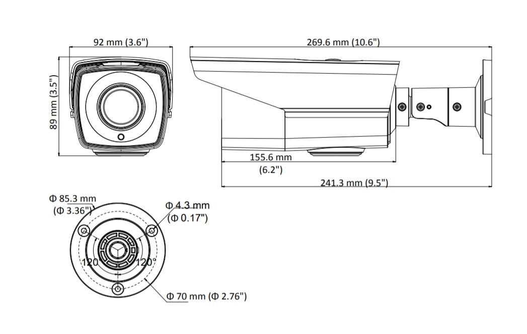 DS-2CE16D0T-VFIR3E (2.8-12 мм)