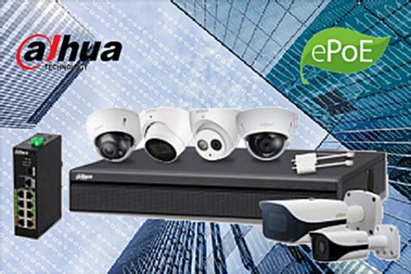 Технология ePoE реализации Dahua
