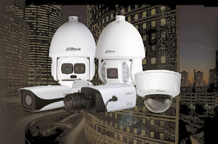 Starlight камеры Dahua
