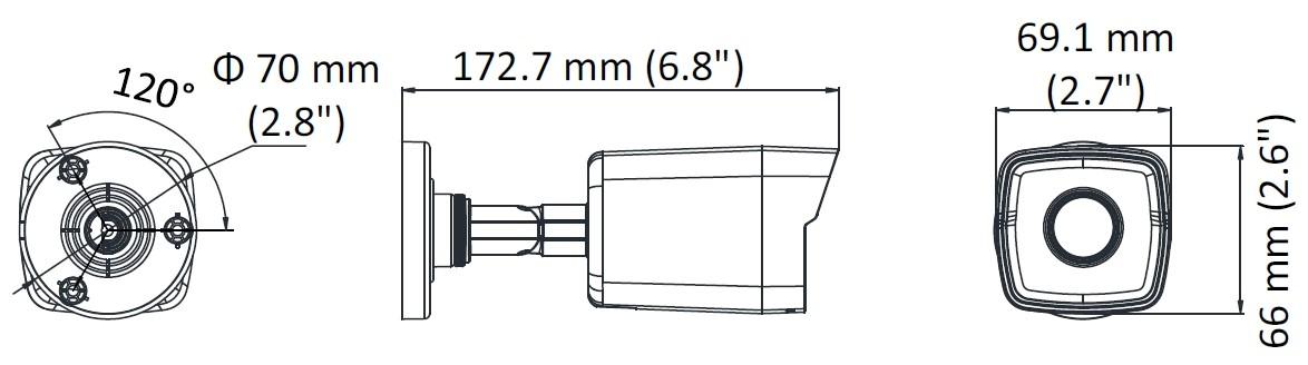 DS-2CD1021-I(D) (4 мм)