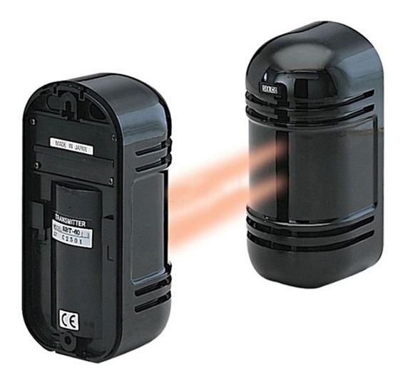 Комплект беспроводной сигнализации Ajax Hub + беспроводной ИК-барьер Laser F2 mod for Ajax