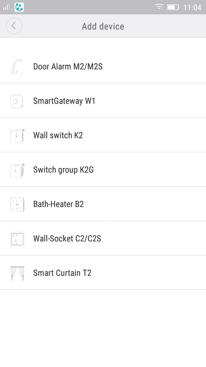Автономный Wi-Fi датчик открытия Zinguo M2