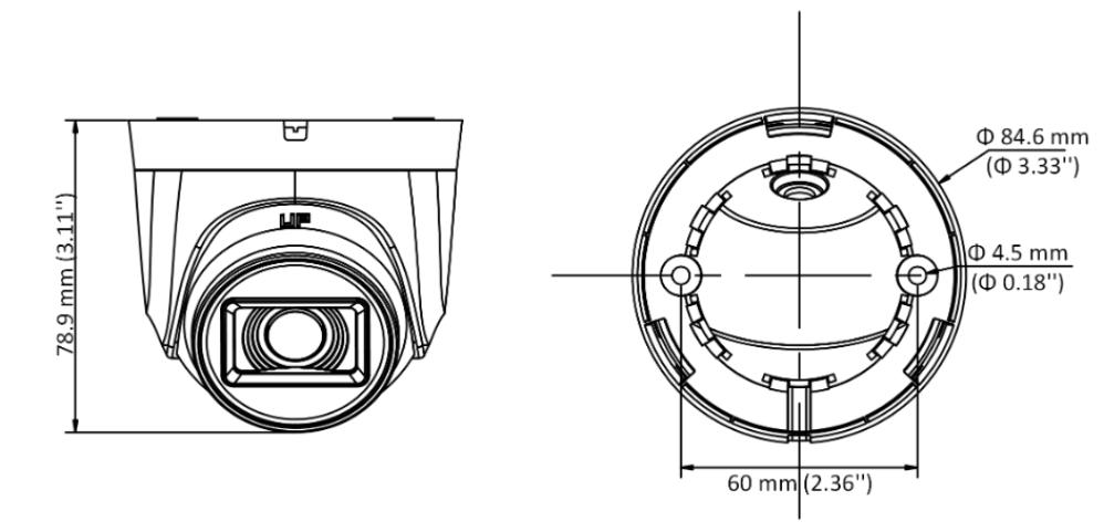 DS-2CE76D0T-ITPFS (2.8 мм)