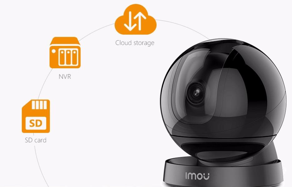 2 Мп поворотна Wi-Fi відеокамера Dahua IPC-A26HP (IMOU Ranger Pro) (3.6 мм)
