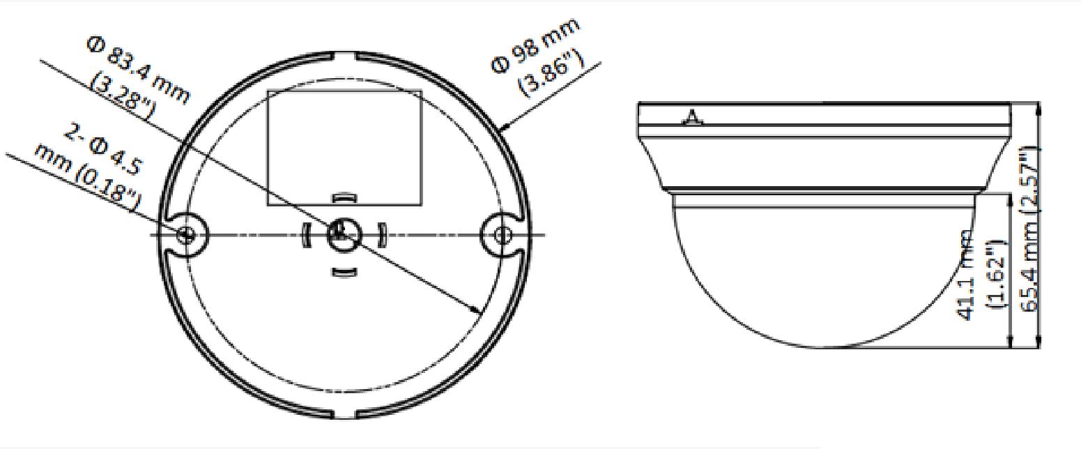 DS-2CE56C0T-IRMM (2.8 мм)