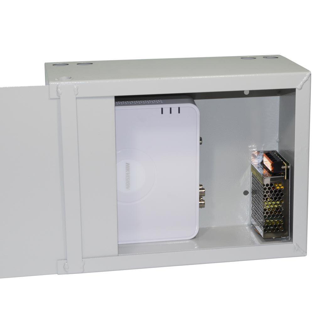 Пример размещения в ящике БК-330-1