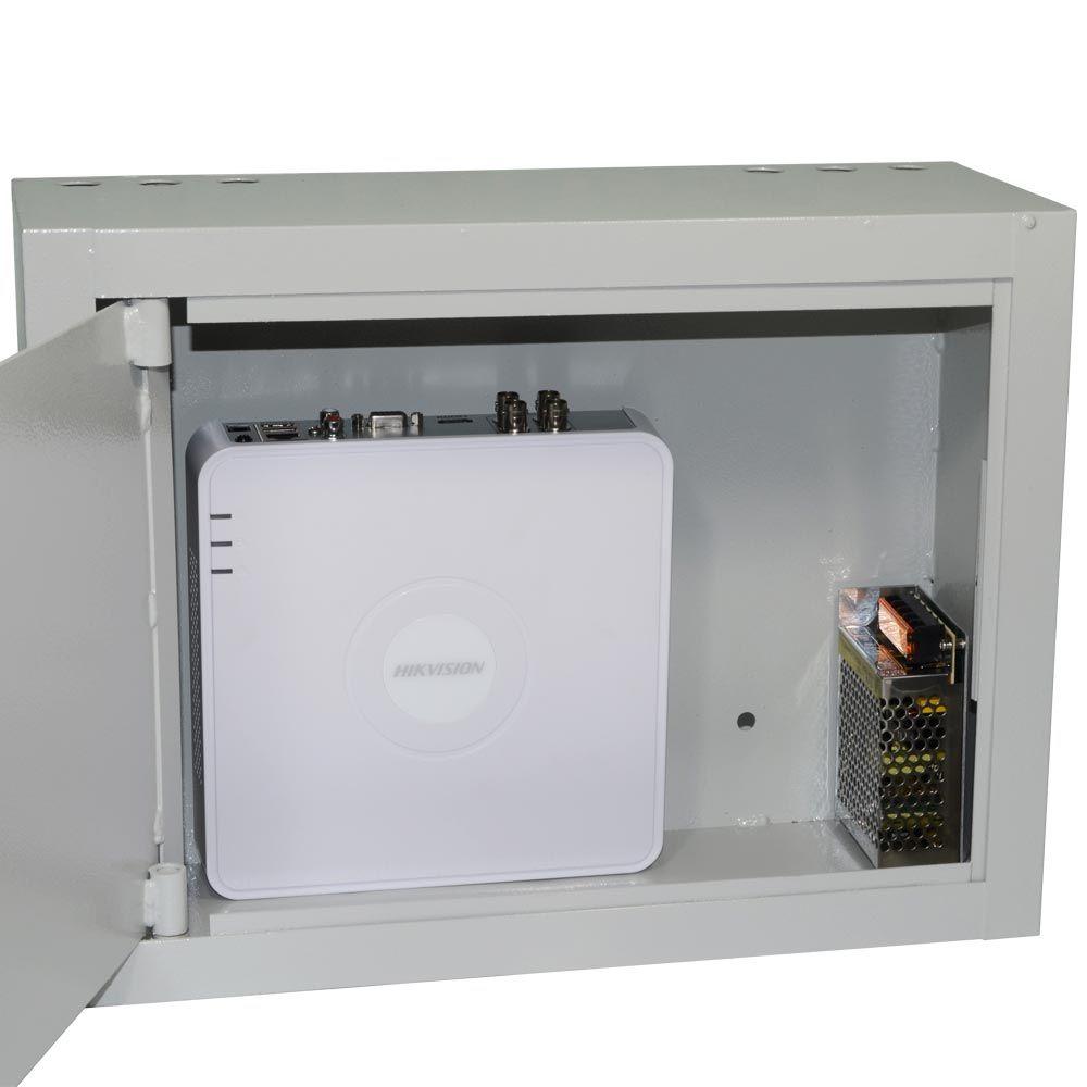 Пример размещения в ящике БК-400-1