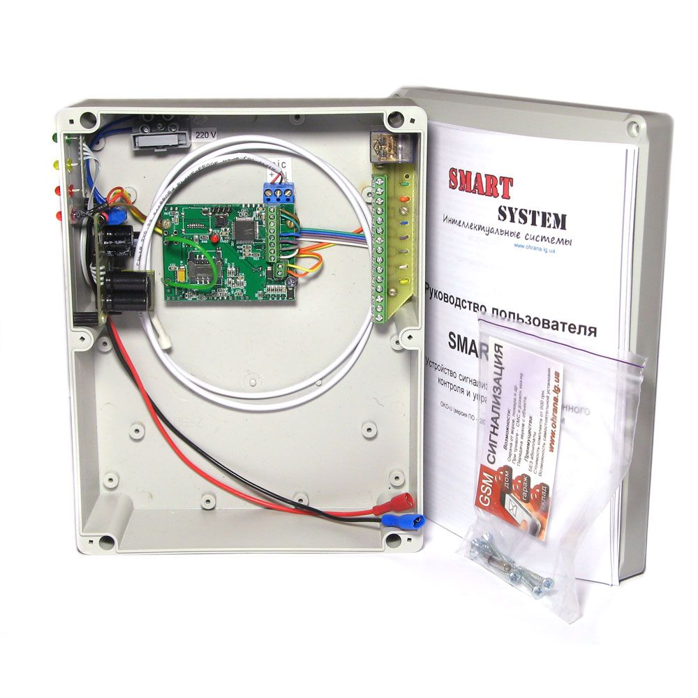 ППК Smart GSM - защита от короткого замыкания