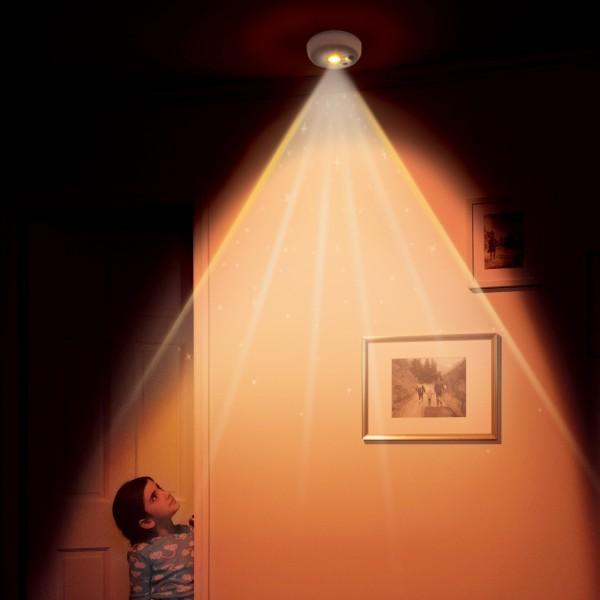 Светильник с датчиком движения Cozy Glow LED