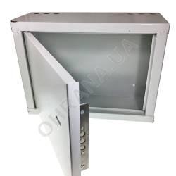 Фото 4 Антивандальний металевий ящик (шафа) IPCOM БК-400-з-2