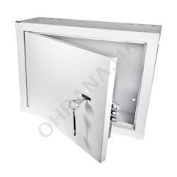 Фото 2 Антивандальний металевий ящик (шафа) IPCOM БК-400-з-2