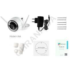 Фото 7 2 Mp Wi-Fi видеокамера EZVIZ CS-CV310(A0-1C2WFR) (2.8 мм)