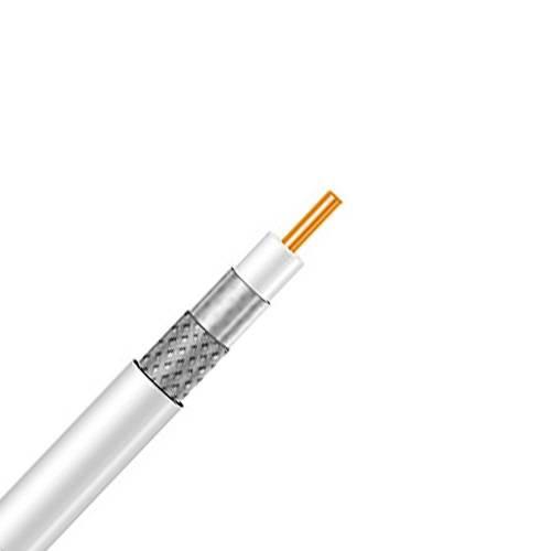 Фото Коаксиальный кабель Finmark F5967BV белый