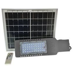 Фото 1 Консольный прожектор на солнечной батарее LED NEOMAX 60W с пультом