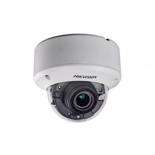 Фото 5.0Mp Turbo HD ZOOM антивандальная камера видеонаблюдения Hikvision DS-2CE56H1T-VPIT3Z (2.8-12 мм)