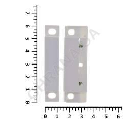 Фото 4 Магнітно-контактний датчик Tane SM-35 white