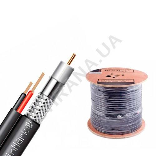Фото Комбинированный кабель FinMark F5967BVcu+2x0.75 Cu белый