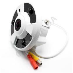 Фото 3 2 Mp MHD Fisheye видеокамера LightVision VLC-2192MEM