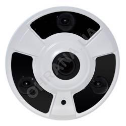Фото 5 2 Mp MHD Fisheye видеокамера LightVision VLC-2192MEM