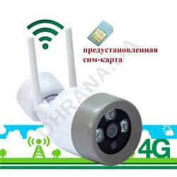 Фото 2 2 Мп 3G / LTE IP відеокамера InterVision 4G-PreRunner (3.6 мм)