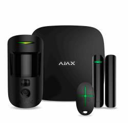 Фото 1 Комплект Ajax StarterKit Cam черный