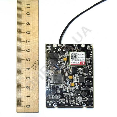 Фото Плата GSM сигналізації OKO-U2