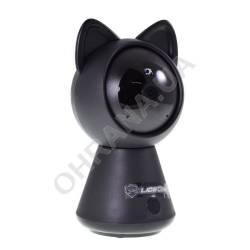Фото 2 2 Мп IP Wi-Fi видеокамера IPC-6025 Cat Black (2.8 мм)