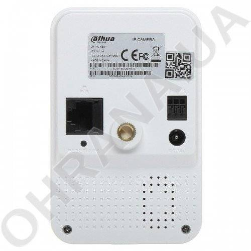 Фото 4 Mp IP Wi-Fi Imou відеокамера Dahua IPC-K42P (2.8 мм)