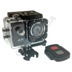 Фото 2 8 Мп Wi-Fi экшн-камера UKC S2R с пультом ДУ