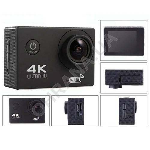Фото 8 Мп Wi-Fi экшн-камера UKC S2R с пультом ДУ