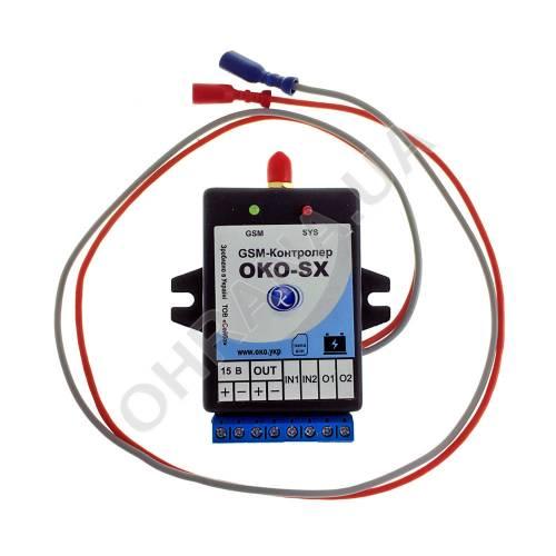 Фото GSM-контролер OKO-SX (SMA) в корпусі