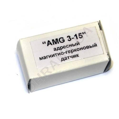 Фото Адресный датчик открытия Потенциал AMG 3-15