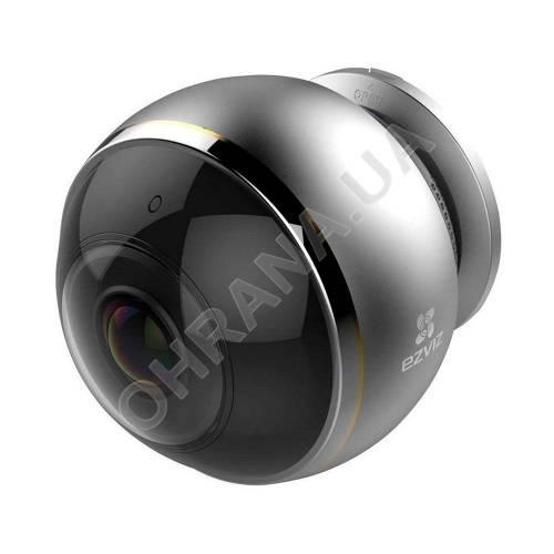 Фото 3 Mp IP Wi-Fi PT відеокамера EZVIZ CS-CV346-A0-7A3WFR (1.2 мм)