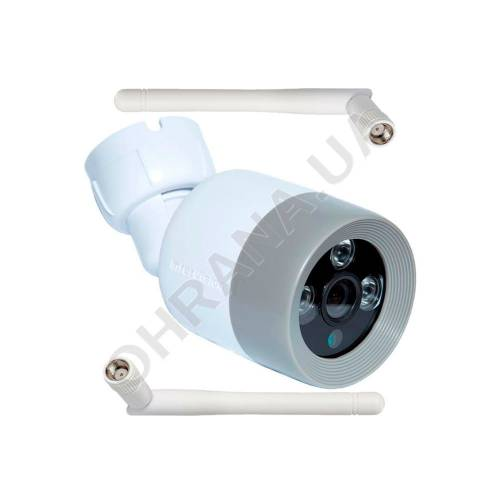 Фото 5 Мп 4G/LTE IP видеокамера InterVision 4G-5SD (2.8 мм)