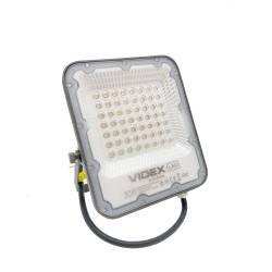 Фото 1 Вуличний прожектор LED VIDEX PREMIUM 30W 220V Gray