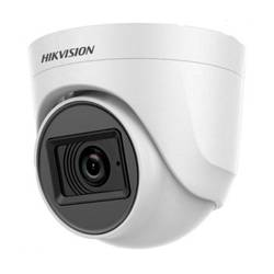 Фото 1 2 Мп Turbo HD видеокамера со встроенным микрофоном DS-2CE76D0T-ITPFS (2.8 мм)
