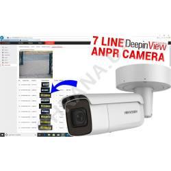 Фото 8 Zoom Smart 2 Mp DarkFighter IP ANPR видеокамера Hikvision DS-2CD7A26G0/P-IZS (8-32 мм)