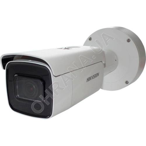 Фото Zoom Smart 2 Mp DarkFighter IP ANPR видеокамера Hikvision DS-2CD7A26G0/P-IZS (8-32 мм)