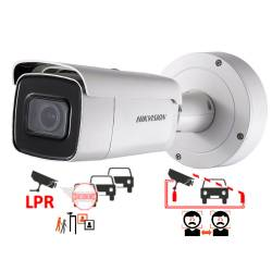 Фото 1 Zoom Smart 2 Mp DarkFighter IP ANPR видеокамера Hikvision DS-2CD7A26G0/P-IZS (8-32 мм)