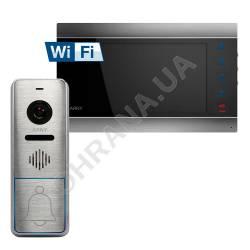 Фото 2 Комплект Wi-Fi IP видеодомофона ARNY AVD-720M+вызывная панель AVP-NG420