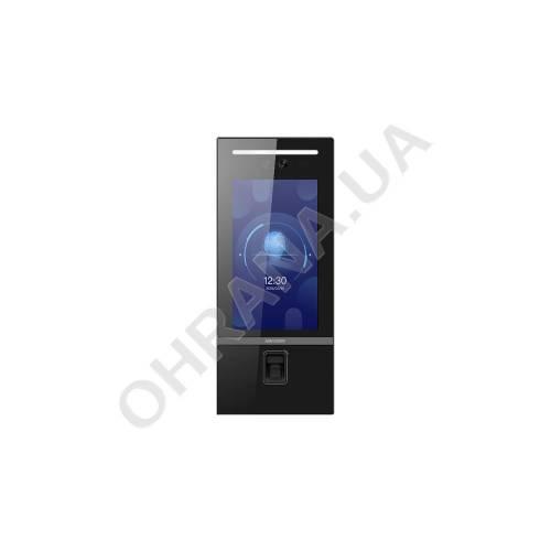 Фото Вызывная панель Hikvision DS-KD9613-FE6 с функцией распознавания лиц