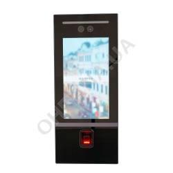 Фото 3 Вызывная панель Hikvision DS-KD9613-FE6 с функцией распознавания лиц