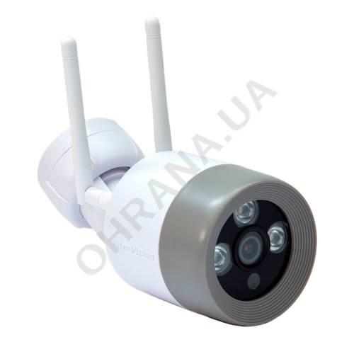 Фото 2 Мп 3G / LTE IP відеокамера InterVision 4G-PreRunner (2.8 мм)