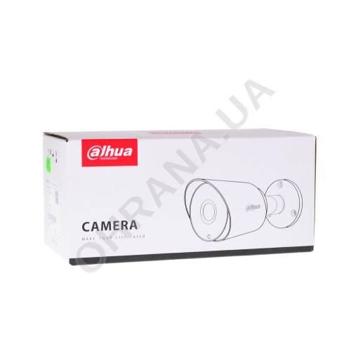 Фото 4 Mp HDCVI / CVBS Відеокамера Dahua DH-HAC-HFW1400TP (2.8 мм)