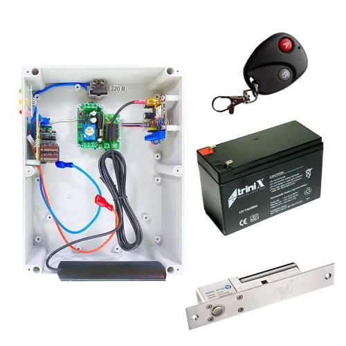 Фото Комплект скрытого замка Smart System Lock GSM