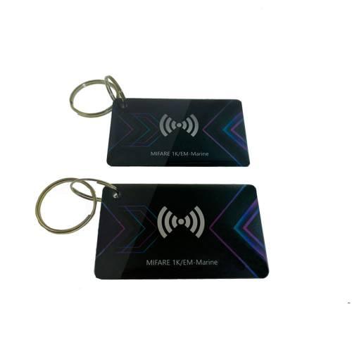Фото Ключ Proxymity key EM + Mifare прямокутний